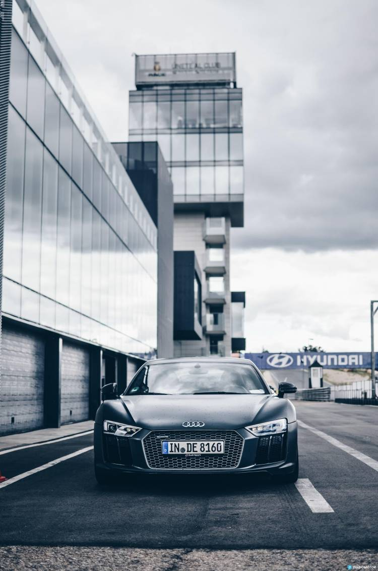 Audi Driving Experience 35