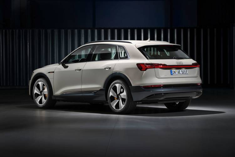 Audi E Tron 2018 13
