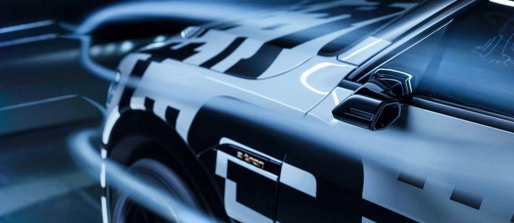 Streamline: Audi E Tron Prototype With Decisive Aerodynamics
