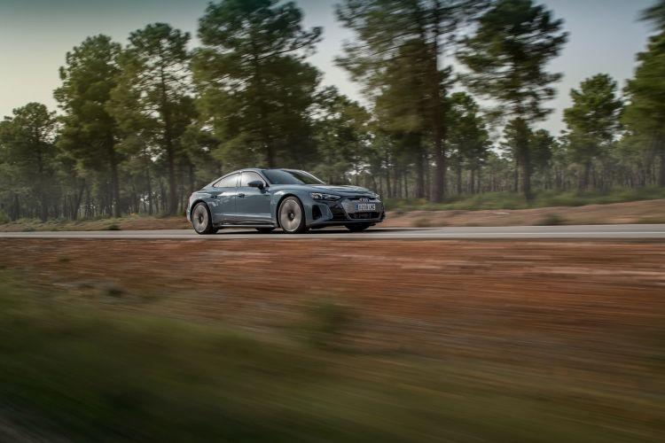 Audi E Tron Gt 2021 0421 033