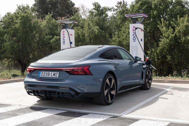 Audi E Tron Gt 2021 0421 038