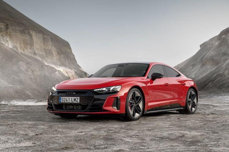 Audi E Tron Gt 2021 0421 056