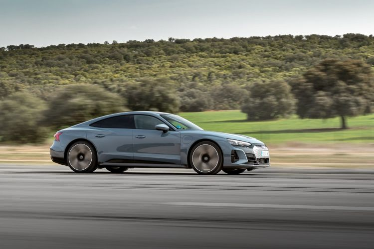 Audi E Tron Gt 2021 0421 108