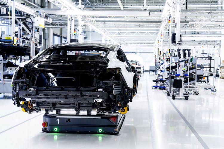 Audi E Tron Gt 2021 12