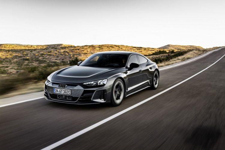Audi E Tron Gt 2021 17