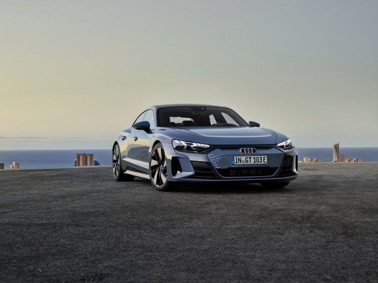 Audi E Tron Gt 2021 1