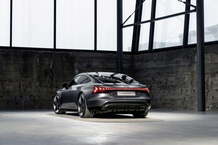 Audi E Tron Gt 2021 24