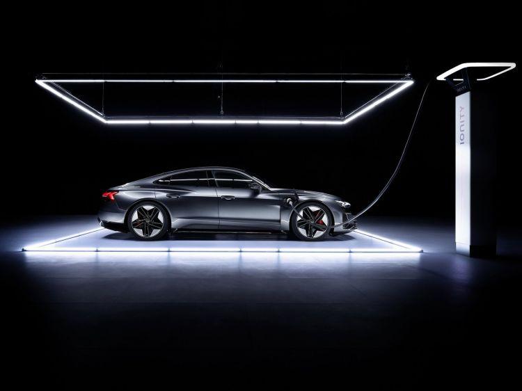 Audi E Tron Gt 2021 4