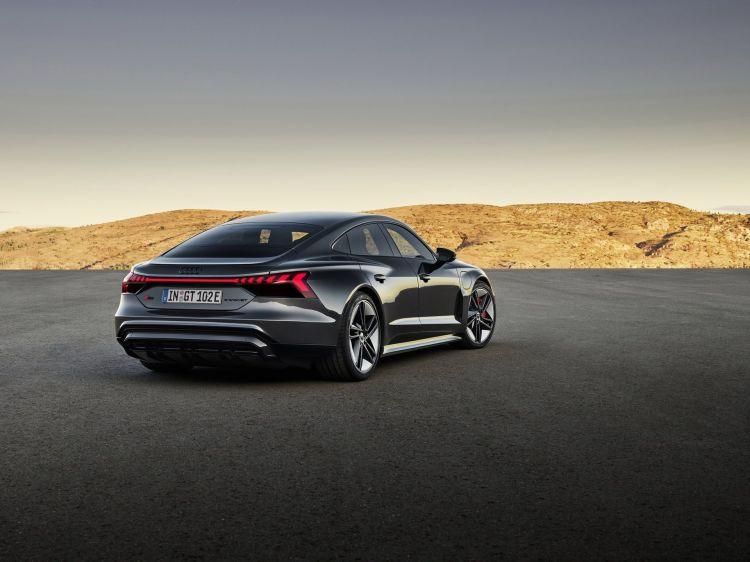 Audi E Tron Gt 2021 9