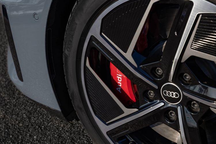 Audi E Tron Gt Llantas Aluminio Bajas Emisiones