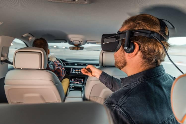 Audi E Tron Realidad Virtual 10