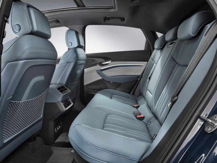 Audi E Tron Sportback 55 Quattro