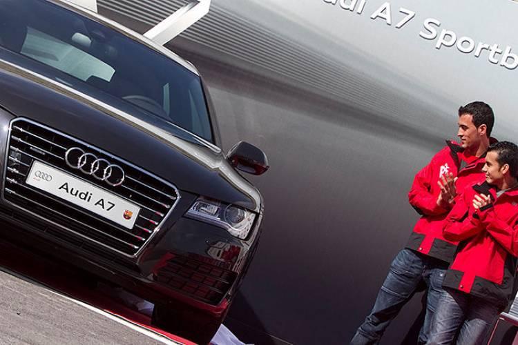 Audi y su patrocinio del fútbol