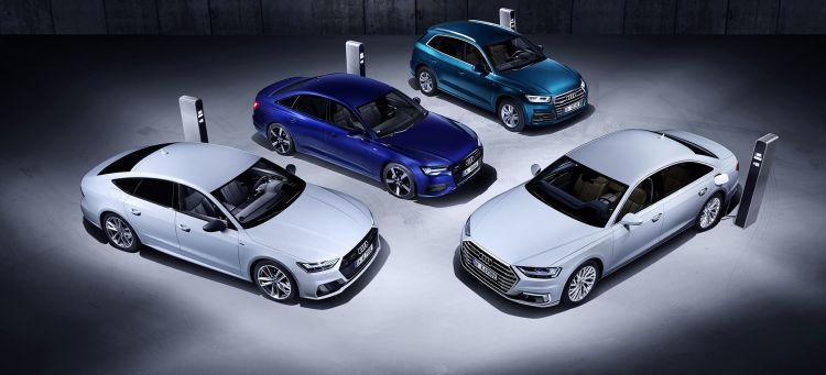 Audi Hibridos Enchufables 2019 Salon De Ginebra 02