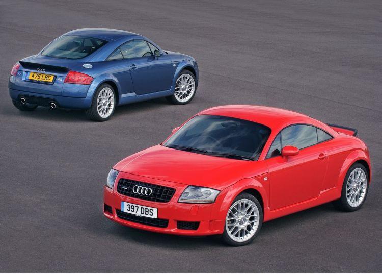 Audi Llamada Revision Airbag Tt