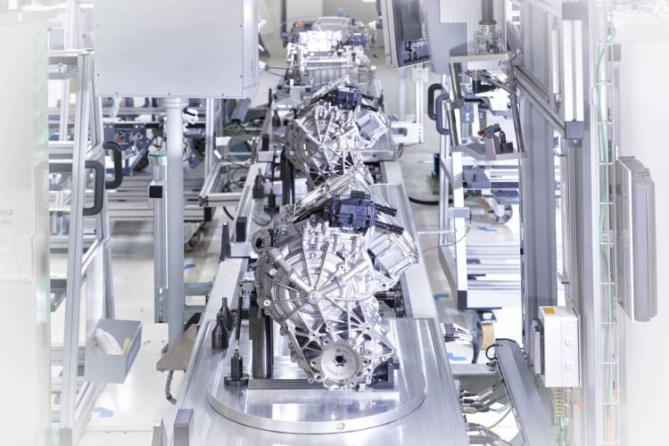 New Era: Audi Hungaria Starts Series Production Of Electric Mot
