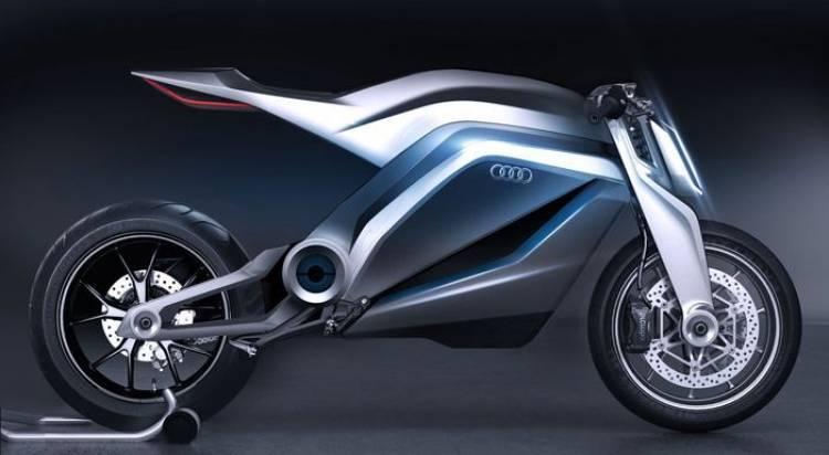 Imaginando el futuro de Audi Motorrad, ADN Ducati compitiendo con BMW