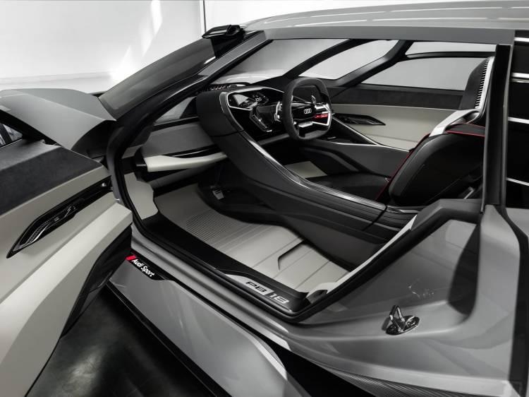 Audi Pb18 E Tron