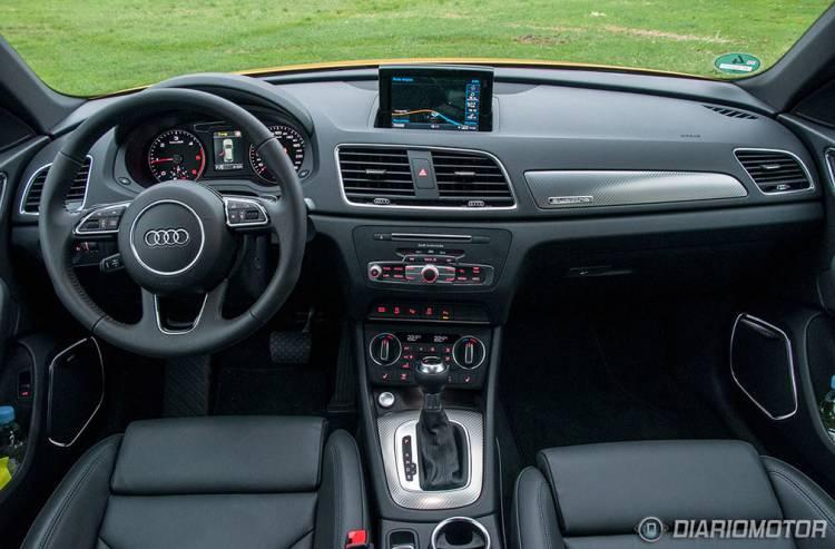 Audi Q3 2015 Prueba