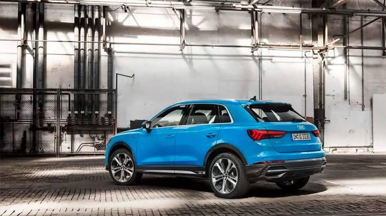 Audi Q3 2018 Fotos Filtradas 01