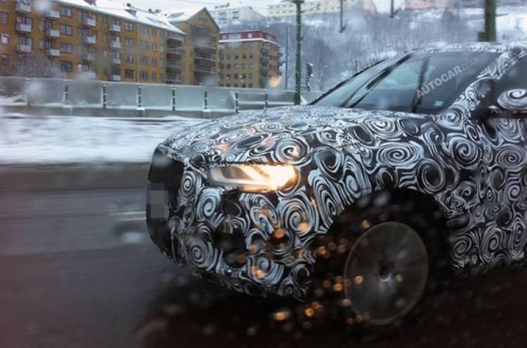 Foto espía Audi Q3