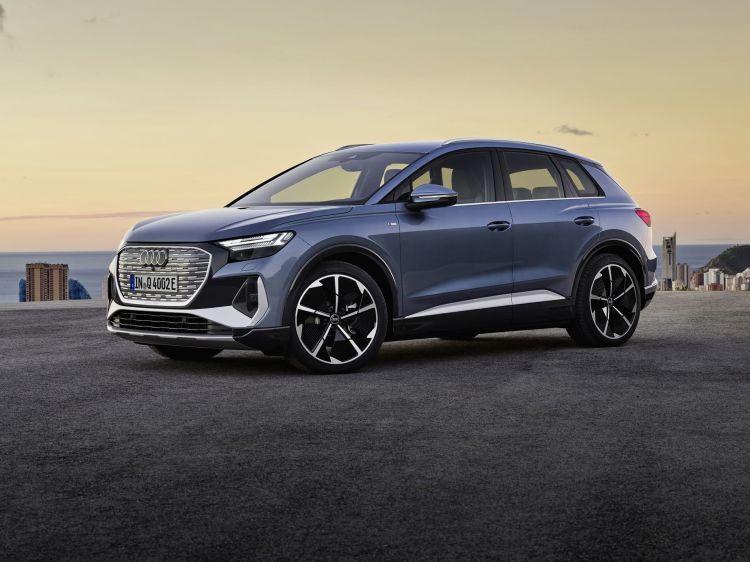 Audi Q4 E Tron 2021 031