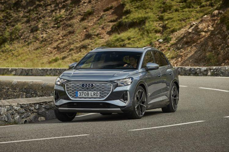 Audi Q4 E Tron 2021 0721 042