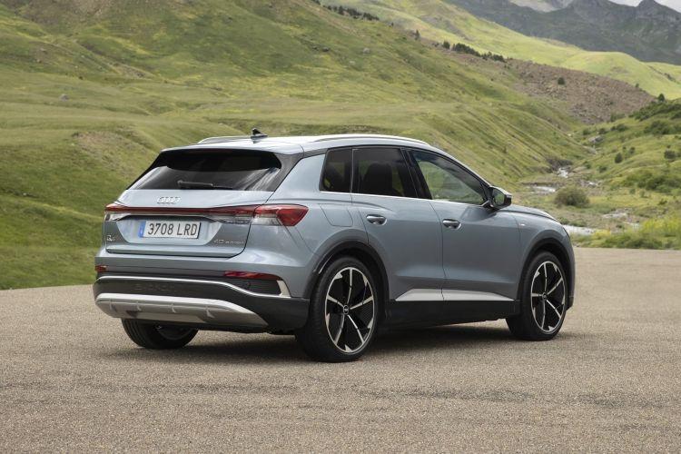 Audi Q4 E Tron 2021 0721 083
