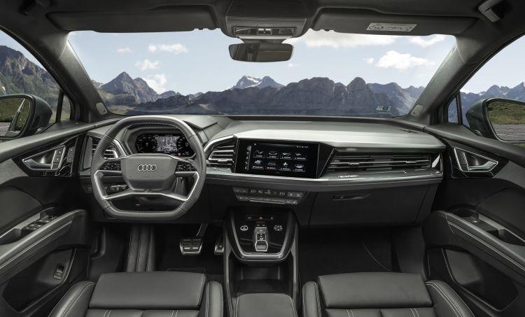 Audi Q4 E Tron 2021 0721 092