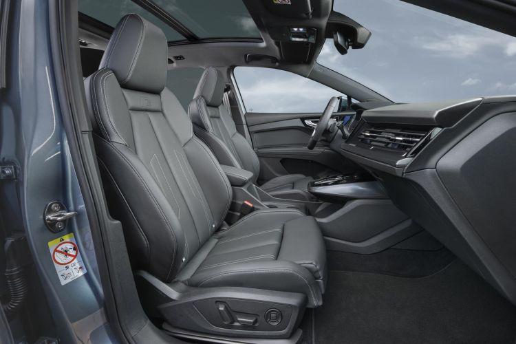 Audi Q4 E Tron 2021 0721 109