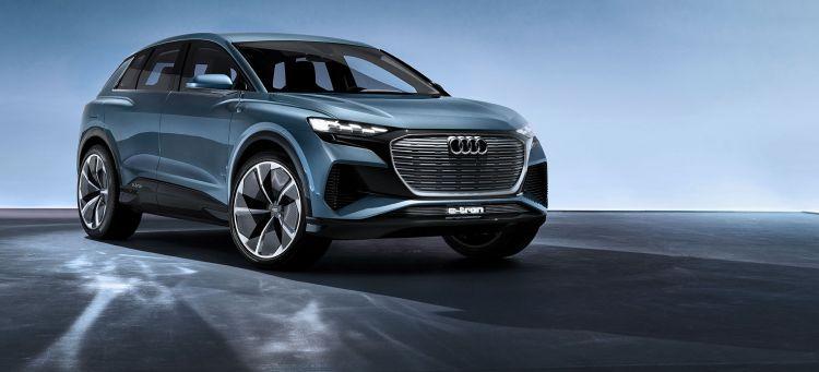 Audi Q4 E Tron Concept 2019 01