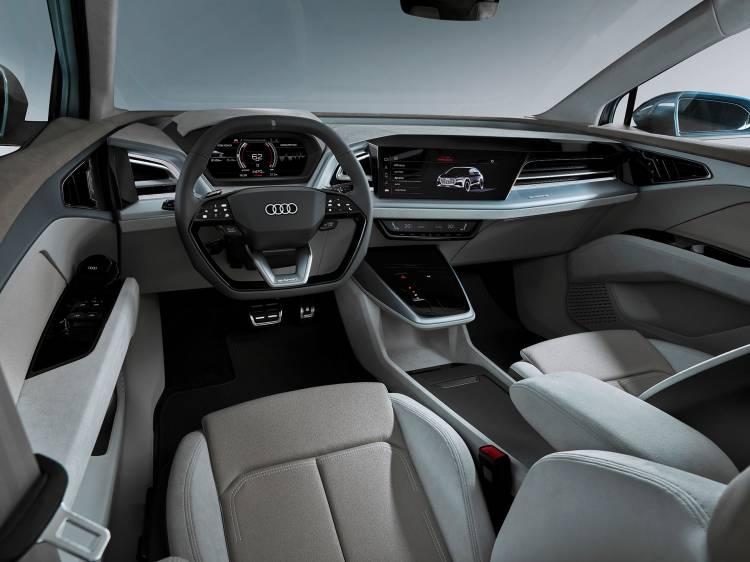 Audi Q4 E Tron Concept 2019 08