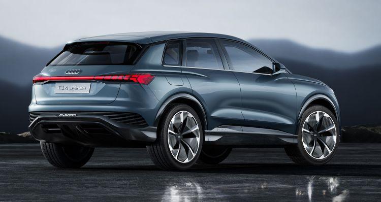 Audi Q4 E Tron Concept 2019 12