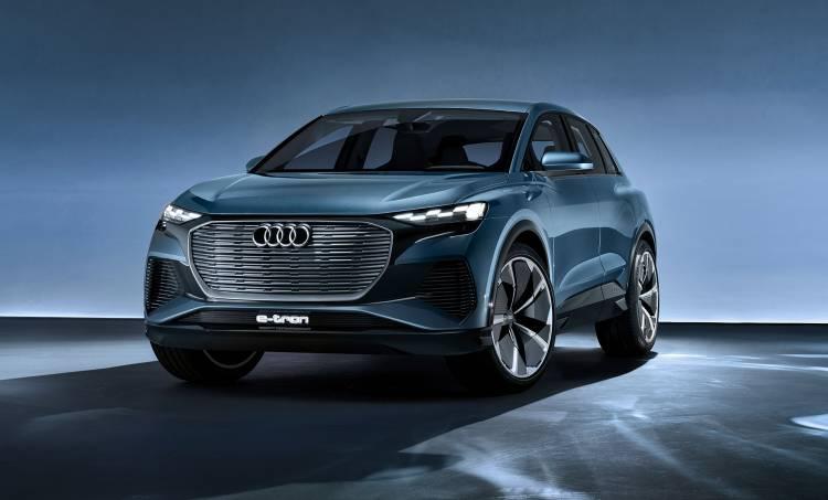 Audi Q4 E Tron Concept 2019 14