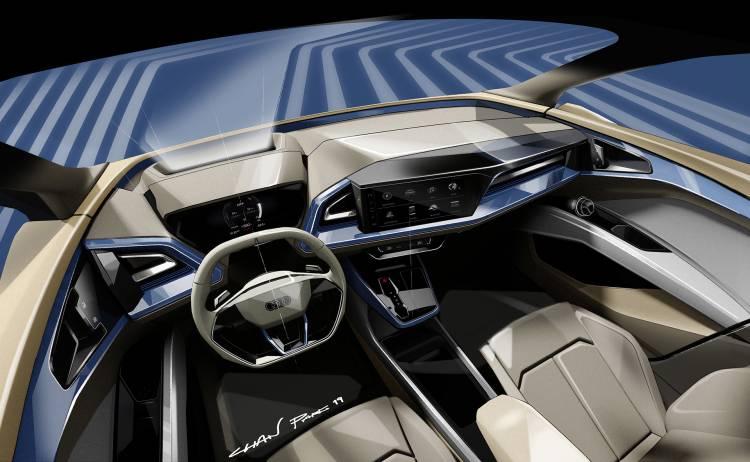 Audi Q4 E Tron Concept 2019 Adelanto 00