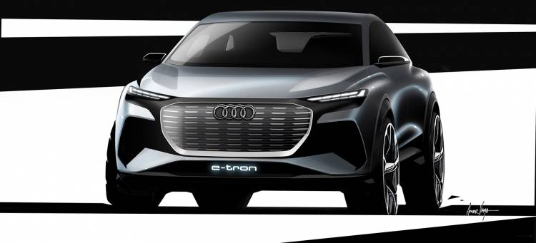 Audi Q4 E Tron Concept 2019 Adelanto 02