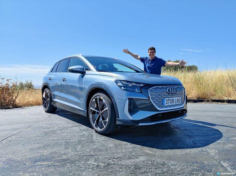 Audi Q4 E Tron David Clavero