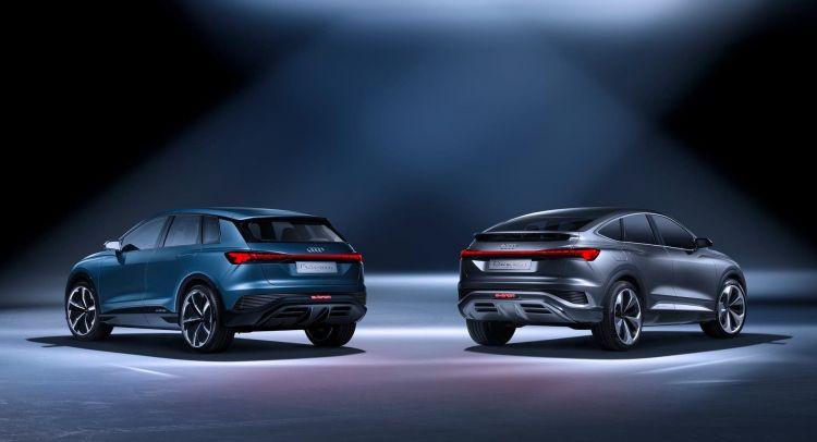 Audi Q4 E Tron Concept / Audi Q4 Sportback E Tron Concept