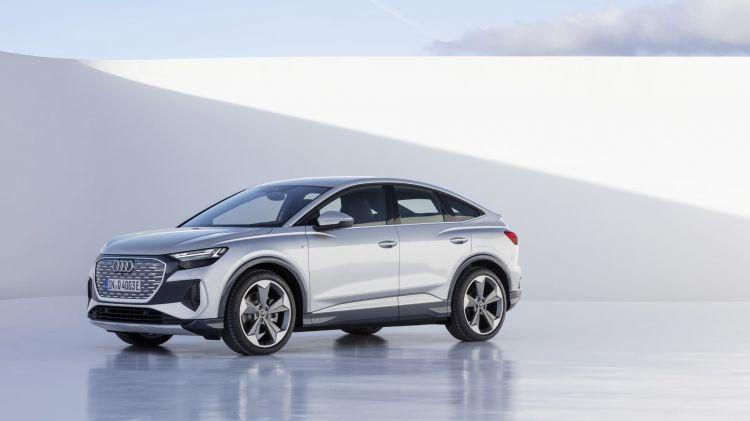 Audi Q4 E Tron Suv Electrico Premium Por Que