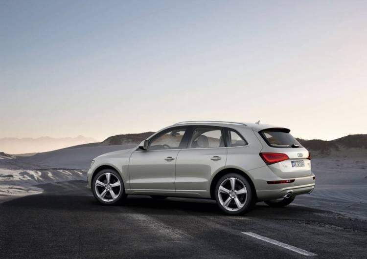 Audi Q5, ahora con el motor 2.0 TDI 190 cv Clean Diesel