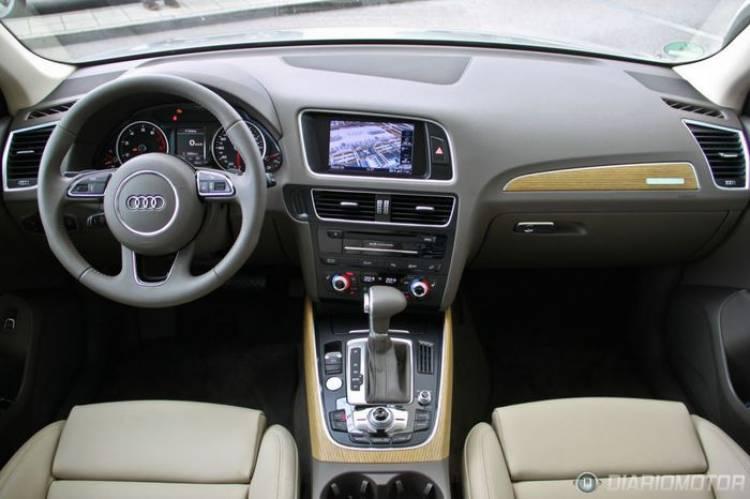 Audi Q5 2012, presentación y prueba en Munich (II)