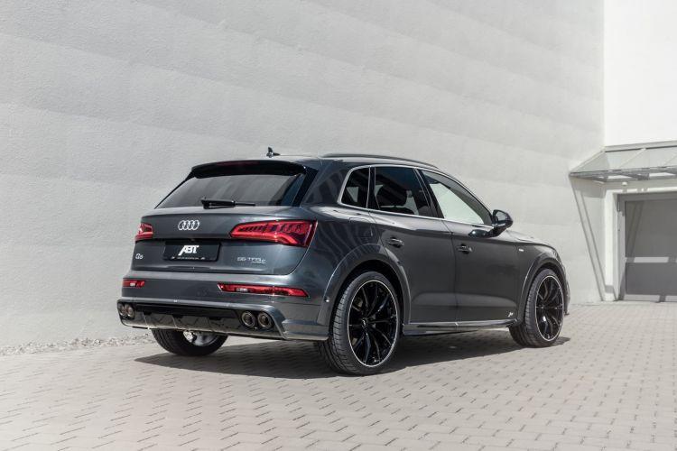 Audi Q5 Tfsie Abt 08