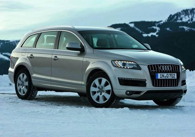 Nuevos motores y cajas de cambio para el Audi Q7