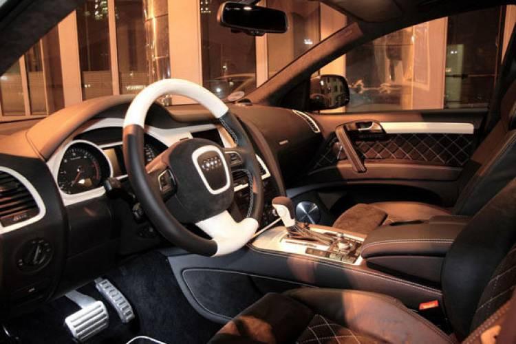 Audi Q7 V12 TDI Anderson Germany