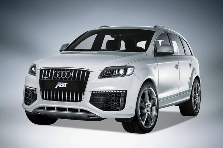 Audi Q7 V12 TDi ABT