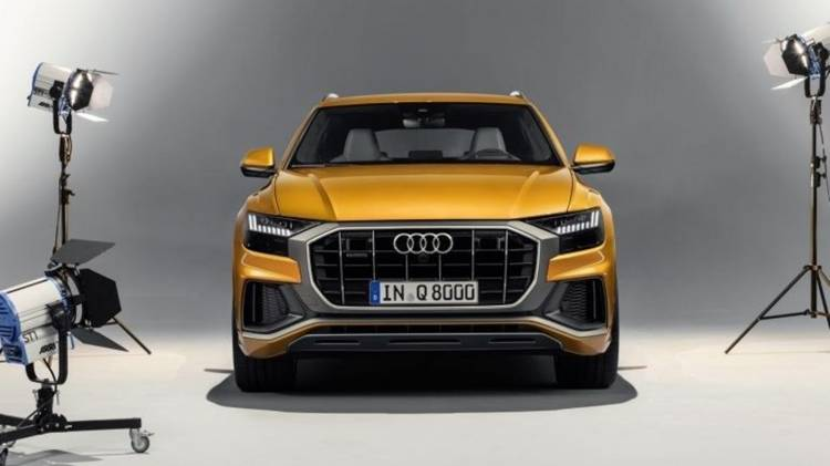 Audi Q8 2019 Filtracion 0618 001