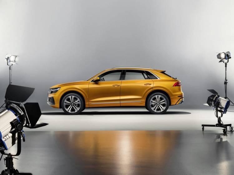 Audi Q8 2019 Filtracion 0618 003