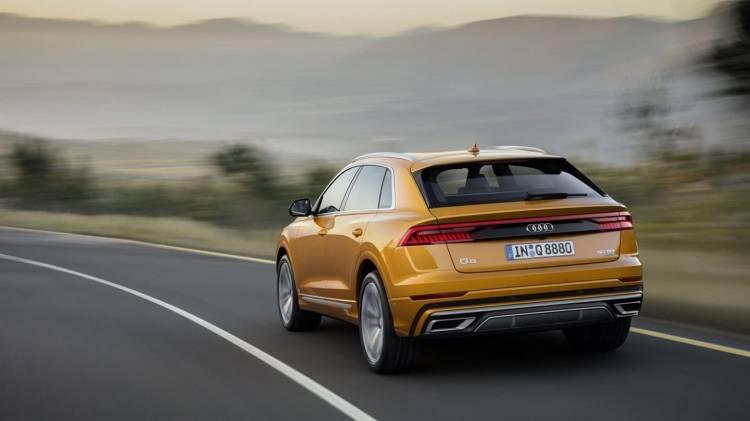Audi Q8 2019 Filtracion 0618 006