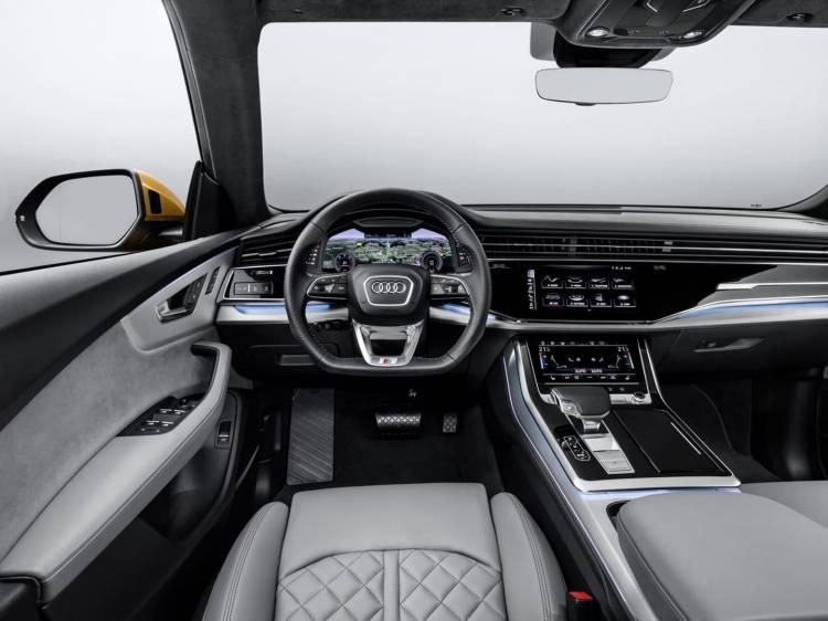 Audi Q8 2019 Filtracion 0618 014