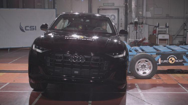 Audi Q8 Euroncap 01